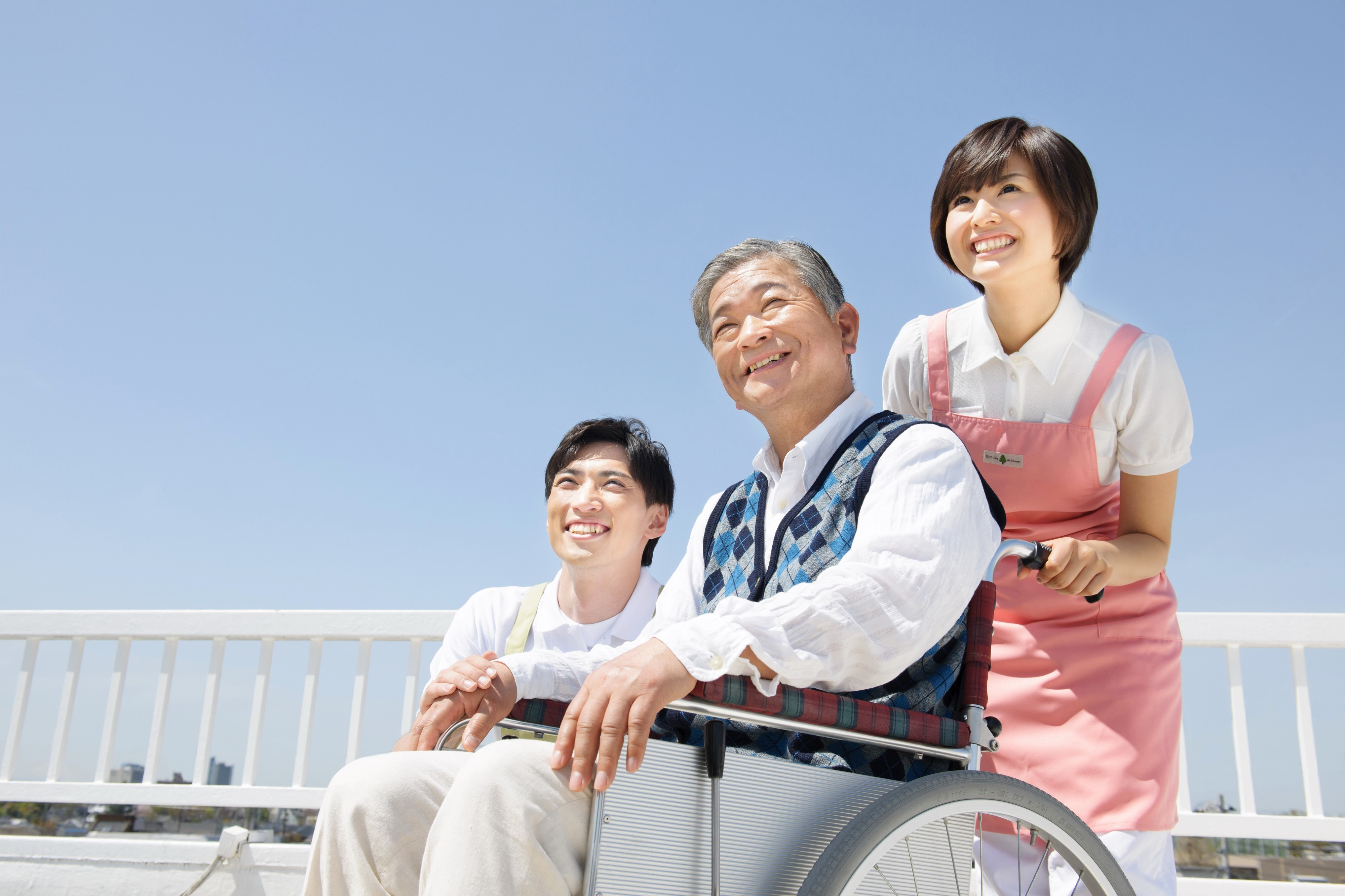 福利厚生充実!未経験者OK!大手有料老人ホームでの介護職【大和市】