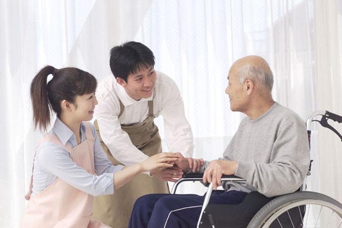 【練馬区】介護付有料老人ホームのケアスタッフ募集!(介護福祉士)