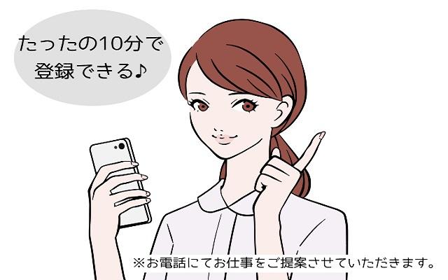 千葉県松戸市/看護師パートのお仕事♪
