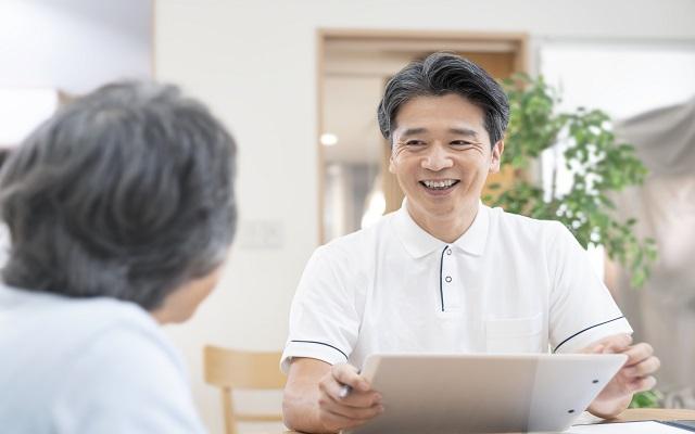 神奈川県藤沢市/生活相談員パートのお仕事♪