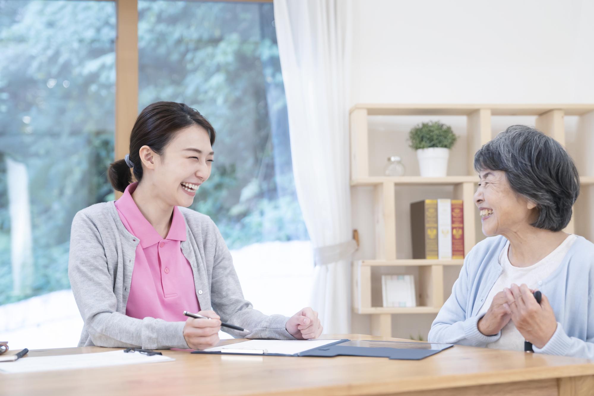 神奈川県藤沢市でサービス提供責任者正社員のお仕事♪
